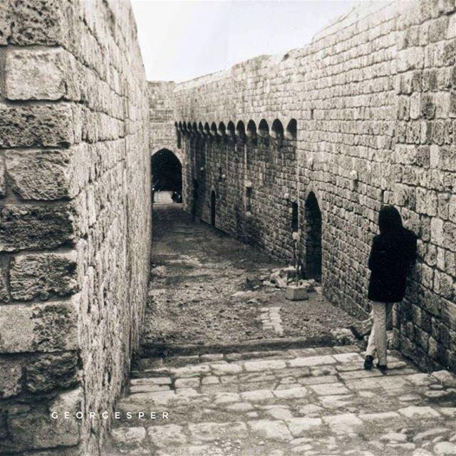 """R. De St. Gilles"" castle, Tripoli 🇱🇧[1997].... proudlylebanese ... (Tripoli, Lebanon)"
