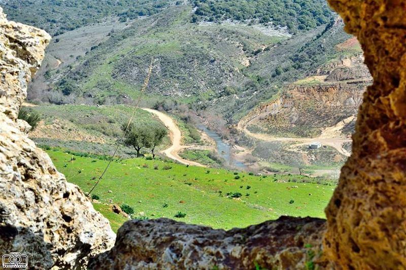 أسعد الله أوقاتكم بكل خير ☺ landscape landscapephotography lebanonature...