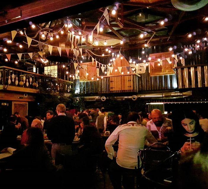 Night lights.. lebanon beirut junkyard night life nightlife ... (Junkyard Beirut)