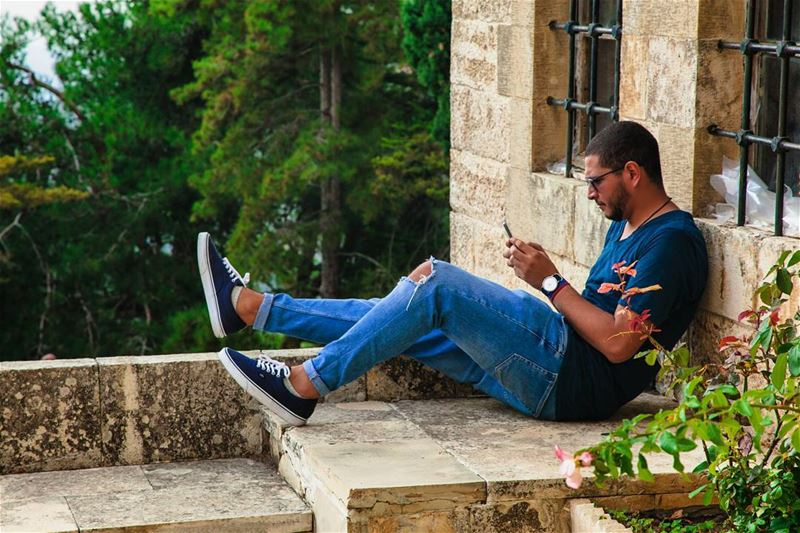 ☀️ Back To Chouf Beiteddine Morning Sun Photography shooting ... (Beit Ed-Deen, Mont-Liban, Lebanon)