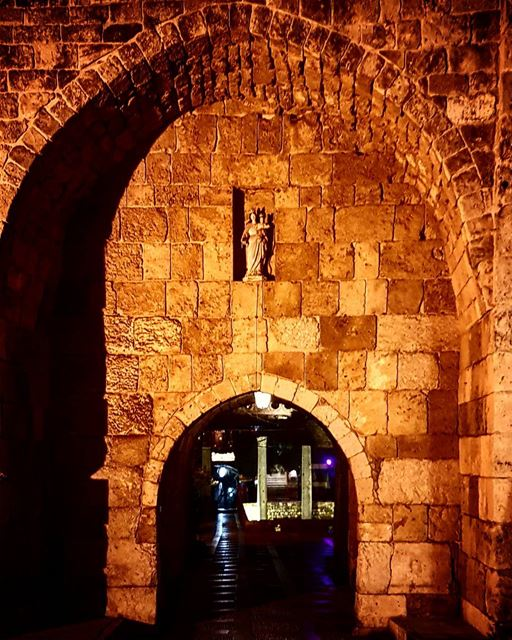 byblos @night (Old Souk- Jbeil)