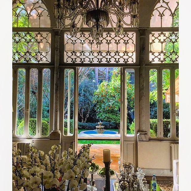 Elie Saab's Mansion in Gemmazye ,