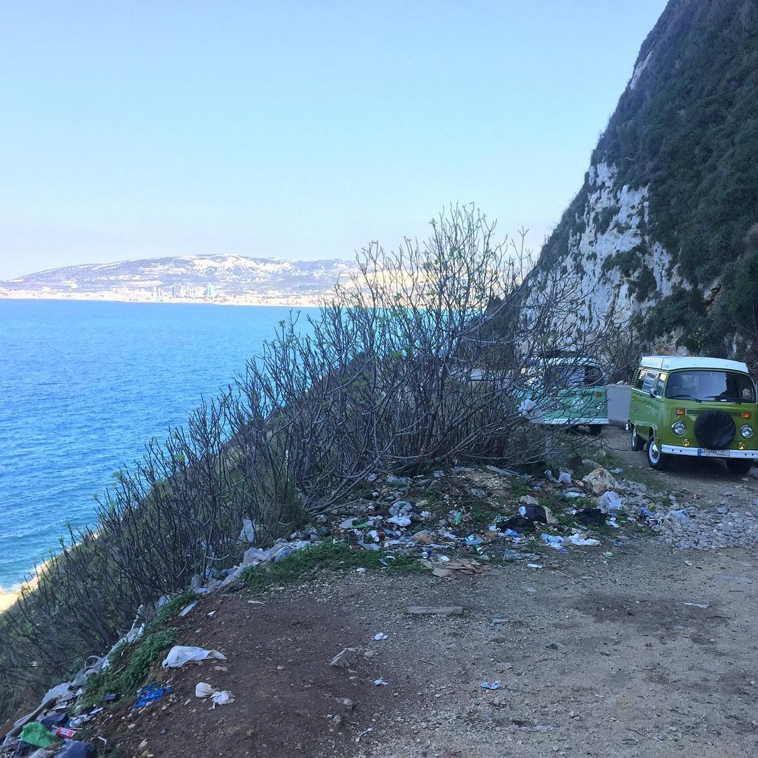 Cruising through the country tagging waste spots and clean up locations in... (Chekka)