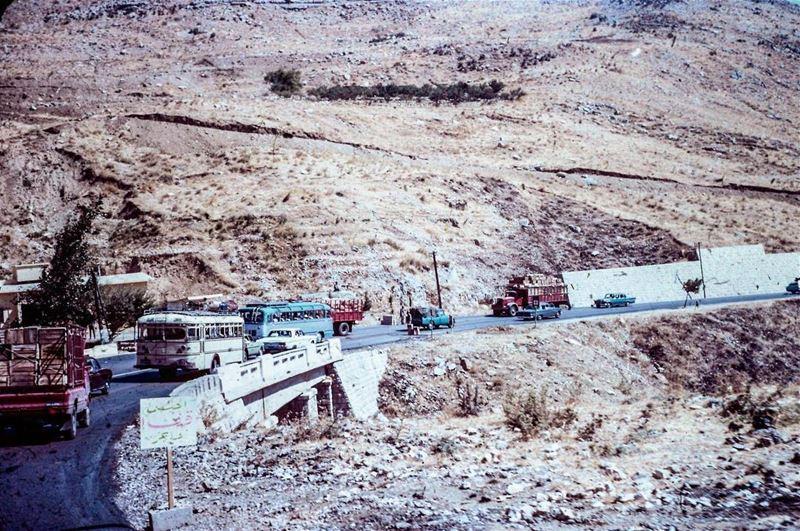 ضهر البيدر ١٩٦١ ،Dahr El-Baydar 1961 . LiveloveBekaa Credits The Lebanese Heritage ©