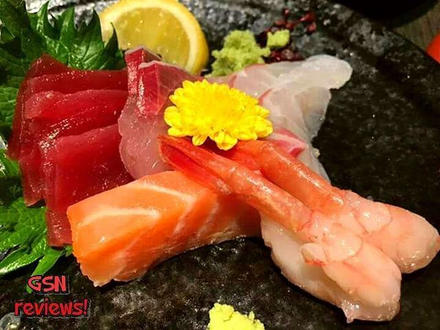 Why not a selection of the most delectable sashimi cuts?... (Beirut, Lebanon)