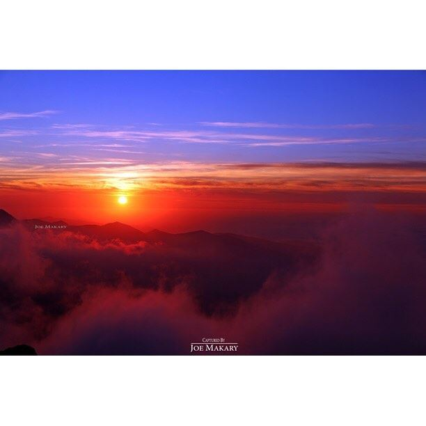 ehden sun clouds sunset sunrise sunshine horizon sky ...