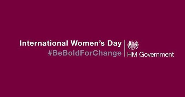 Tomorrow is IWD2017 - how will you BeBoldForChange to help drive ...