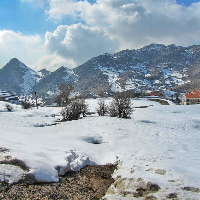 Good Morning 😊✌ lebanon nature naturelovers landscape follow4follow ... (El Laqloûq, Mont-Liban, Lebanon)