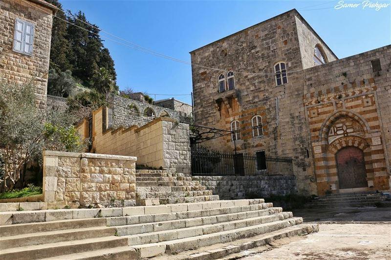Too much history for one single village!.. Deir El-Qamar @livelovebeirut @o