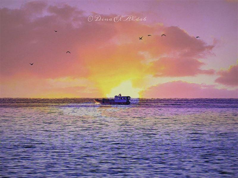حلمٌ مرَّ كما مرَّ سِواه... ______________________________________... (الميناء)