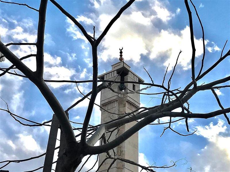 يدبر الأمر من السماء إلى الأرض ثم يعرج إليه. اللّه الذي خلق سبع سماوات ومن (Sur, Al Janub, Lebanon)