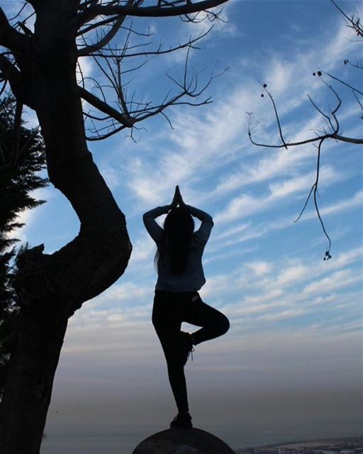 naturesbeauty yoga motivation natureaddict lifestyle lifetimefitness ...