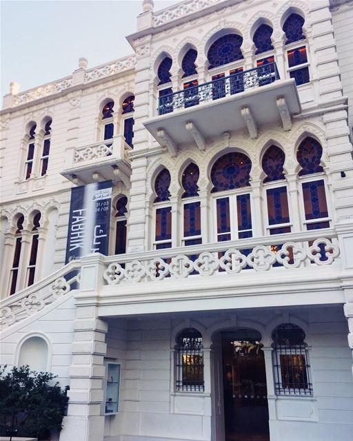 Sursock Museum 🏛 beirutbyalocal lebanonbyalocal beirut beyrouthmonamour... (Sursock Museum)