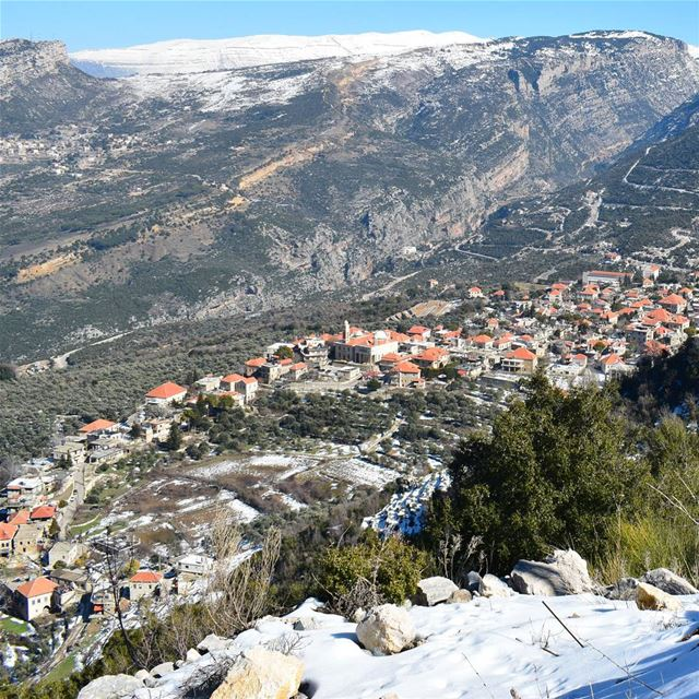 Morning From Douma 🙋 (Douma, Liban-Nord, Lebanon)