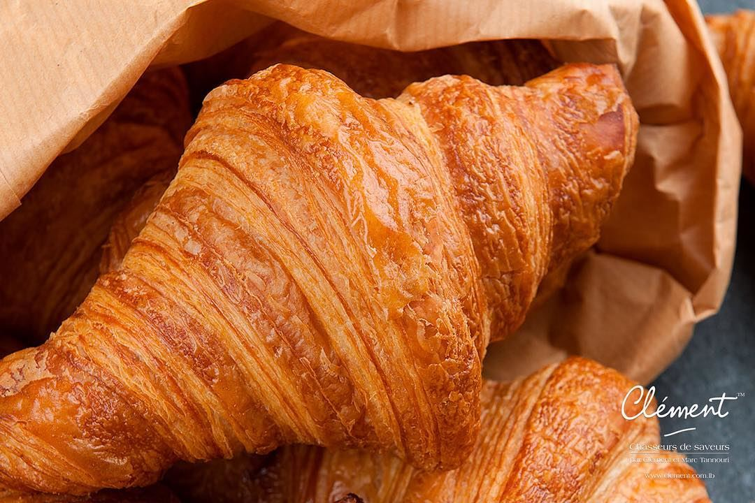 For Lent, we specially created for you some vegan croissants (free of milk,