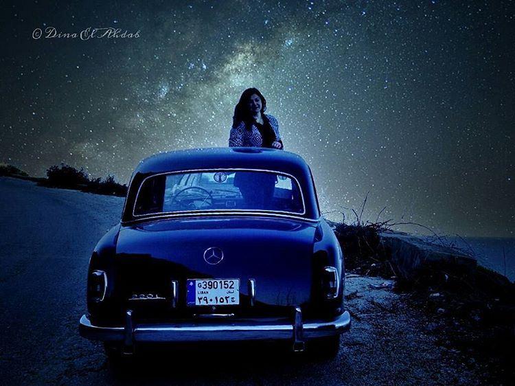 L'étoile et sa poussière ! ____ 961lens night nightlife ...