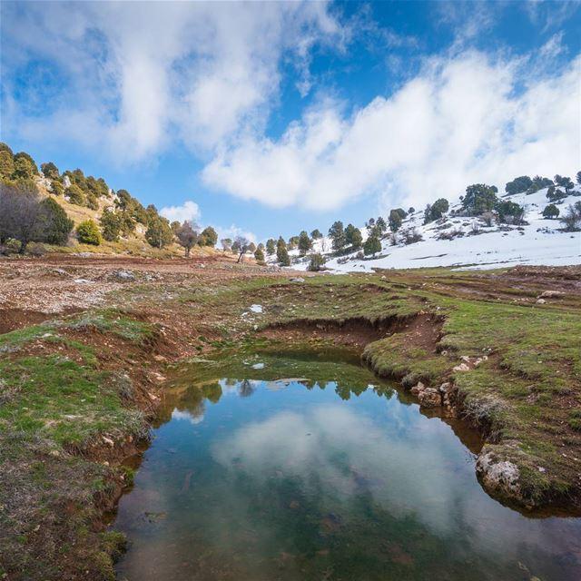Hiking on Al-Nabaa trail in Danniyeh lebanon explorewildly ...