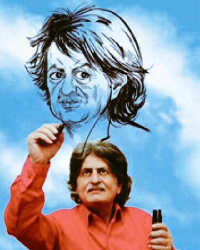 The sharpest, smartest & funniest artist left us today RIP StavroJabra...