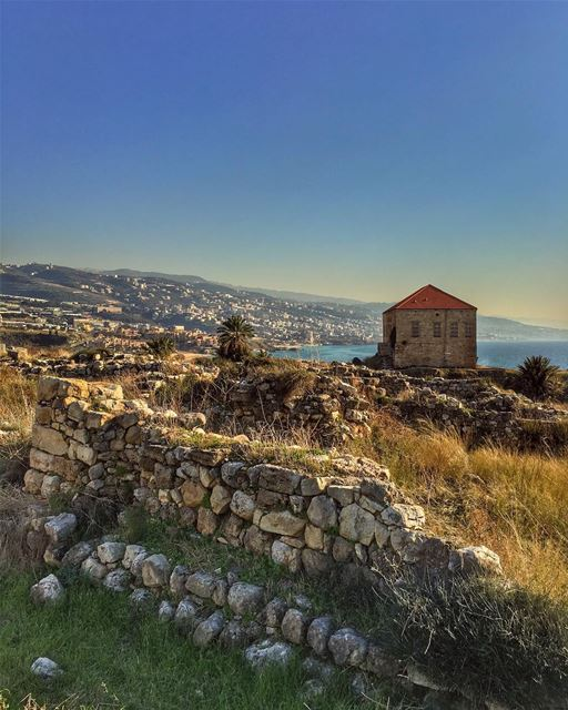 """""""Where must we go, we who wander this wasteland, in search of our better... (Byblos, Lebanon)"""
