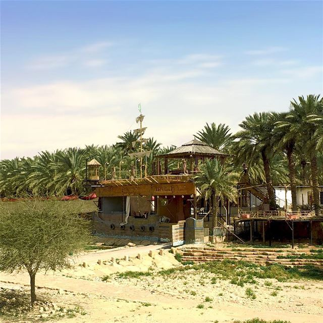 Diriyah Chapter - 07. The Tree House photooftheday instapassport ... (Riyadh, Saudi Arabia)
