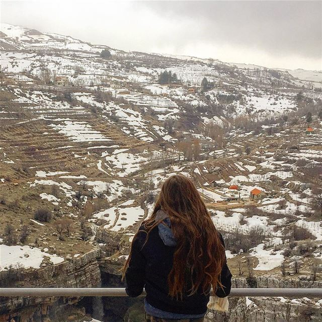 Some moments will always be in our hearts no matter how far we roam... (Tannourine-Balou3 Bal3a)