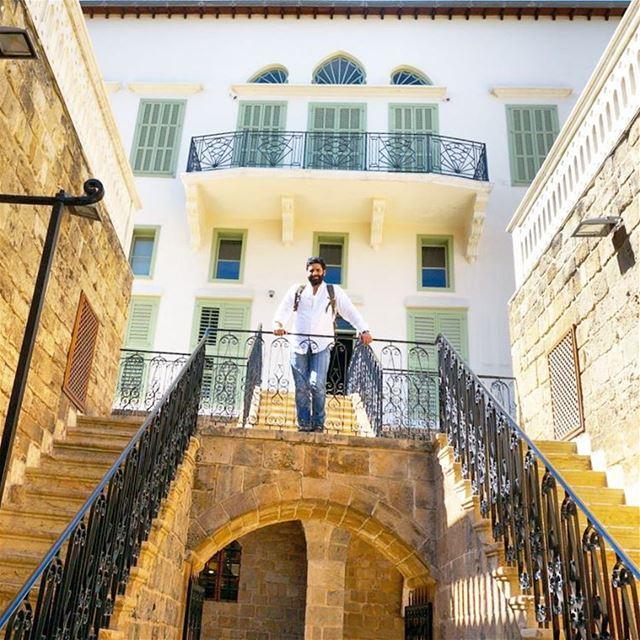 City of water saida lebanon oldcity architecture sunrise ... (Kornish Saida)