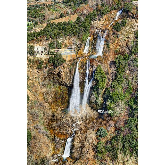 kfarhelda whatsuplebanon kings_hdr insta_lebanon instalebanon ... (Bsatin Al-Ossi Waterfalls)