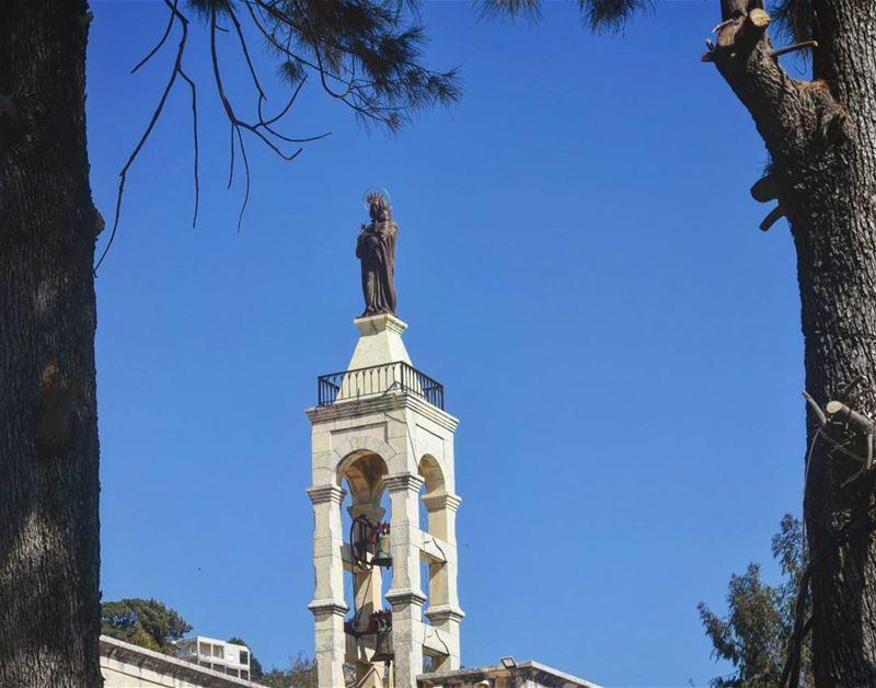 blessedsunday morning lebanon sunnday whatsuplebanon ig_lebanon ... (Deir El Kamer, Mont-Liban, Lebanon)