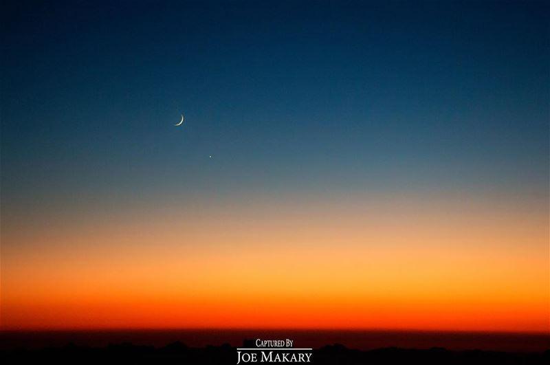 ehden moon sunset sunrise sunshine stars colors thebestinlebanon ...