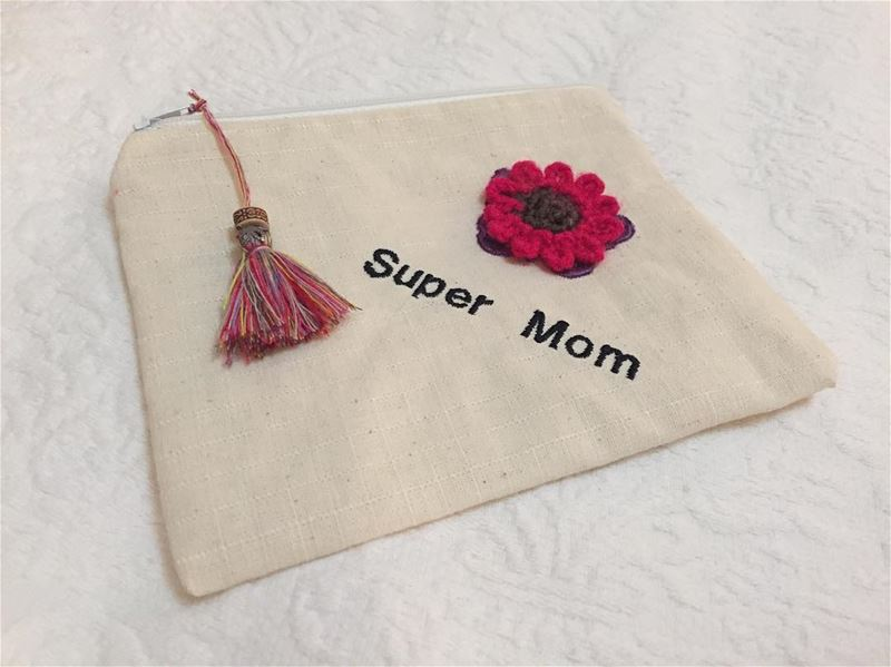 Keep Blooming 🌸 Write it on fabric by nid d'abeille supermom mothersday...
