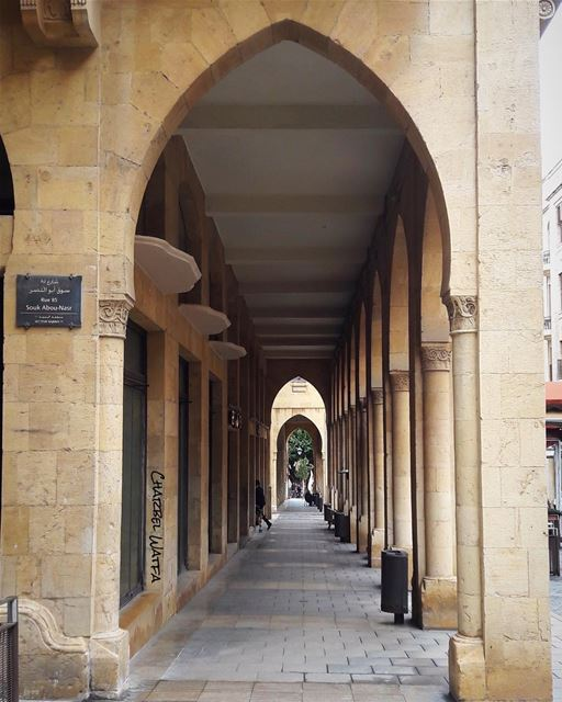 Architecture is just art we live in 👌🏻 travel travellife travelphoto... (Beirut, Lebanon)