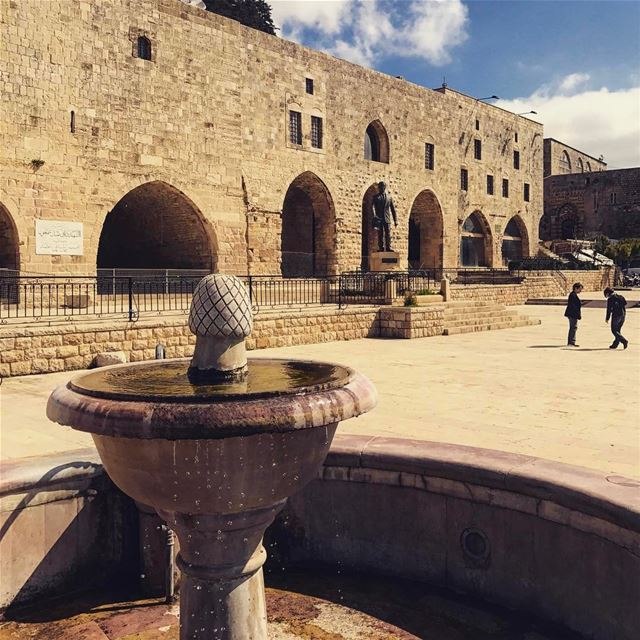 La candeur et la droiture seules font les grands hommes (Jean-Baptiste... (Deïr El Qamar, Mont-Liban, Lebanon)
