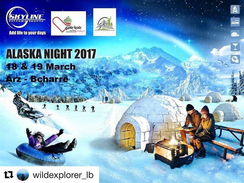 Alaska Night 201718 - 19 March 👉 get yourself and your friends ready to...