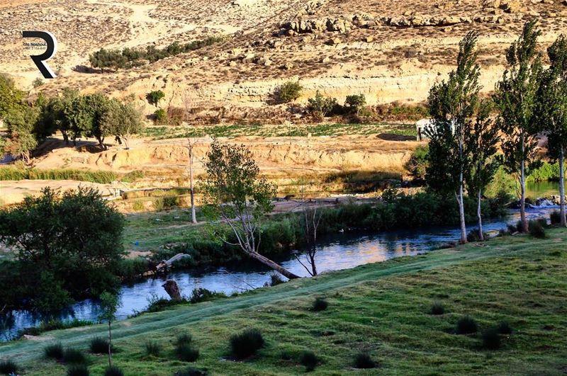 نهر العاصي، الهرمل... beautifullebanon proudlylebanese instaamici ... (نهر العاصي)