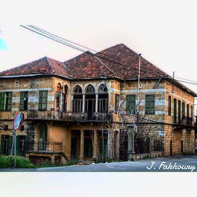 A Beautiful Old House In Marjeyoun ,