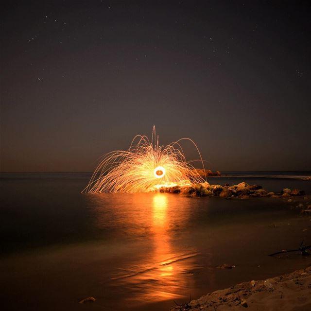 Fire... (Byblos, Lebanon)
