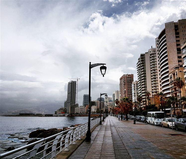 My Beirut.. lebanon beirut MyBeirut city city_explore rain ... (Beirut, Lebanon)