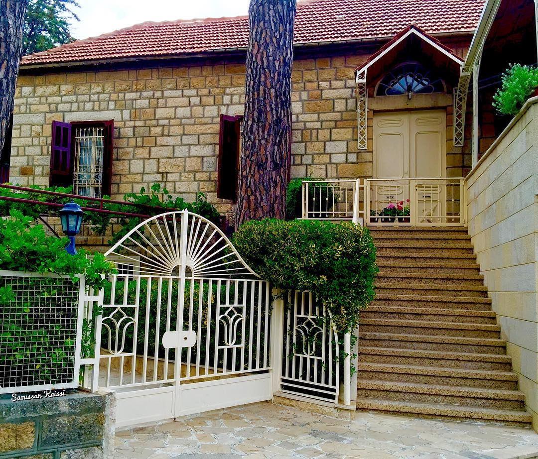 nostalgia old lebanonhouses heritage hamana...