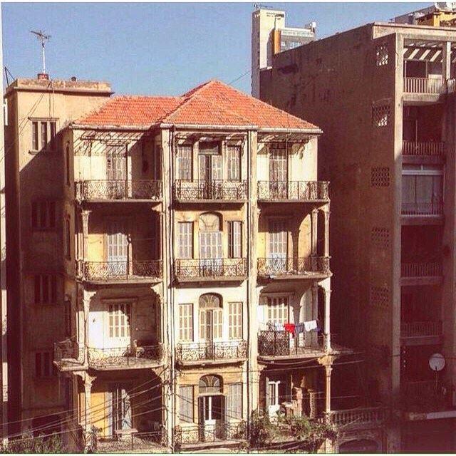 صباح الخير من بيروت ،