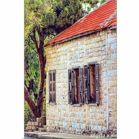 Typical Lebanese House Amchit