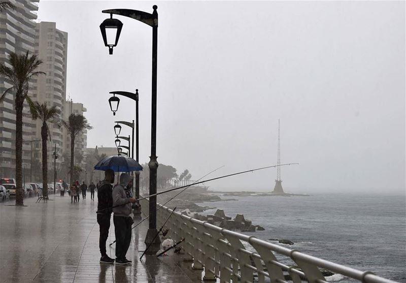بيروت تحت المطر لبنان Lebanon Beirut winter insta instalebanon ...