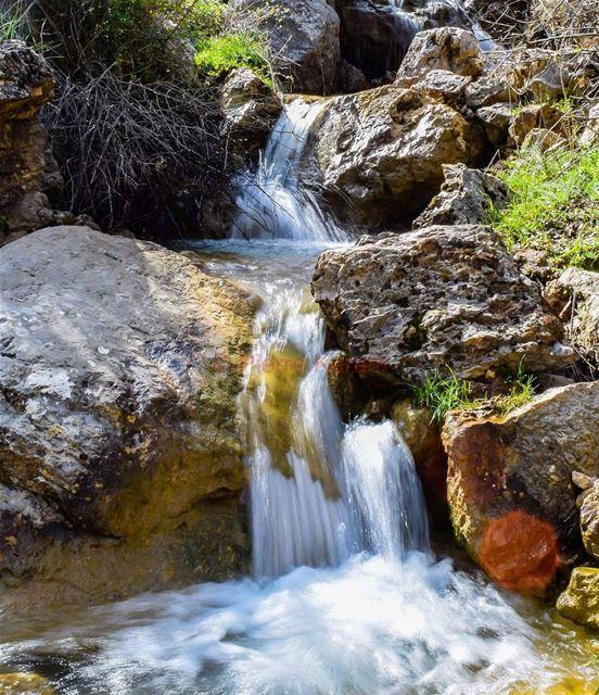 friday mood water river mountains lebanese lebanon slowshutter ...