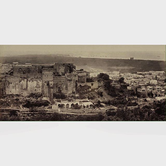 This Is Tripoli In 1862 ,