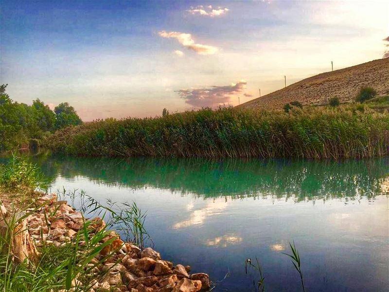 assiriver hermel amazing place lebaneseriver mylebanon livelovelife ... (Hermel Assi River)