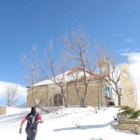 hiker snowboard hikingfun naturelovers livelovelebanon ...