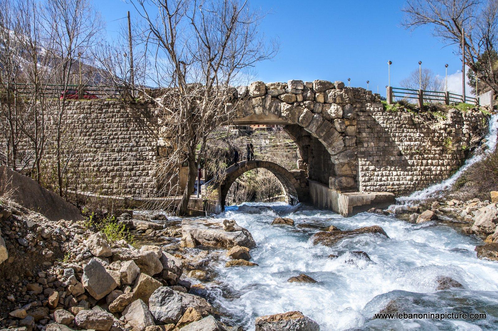 The 2 Roman Bridges - Afqa