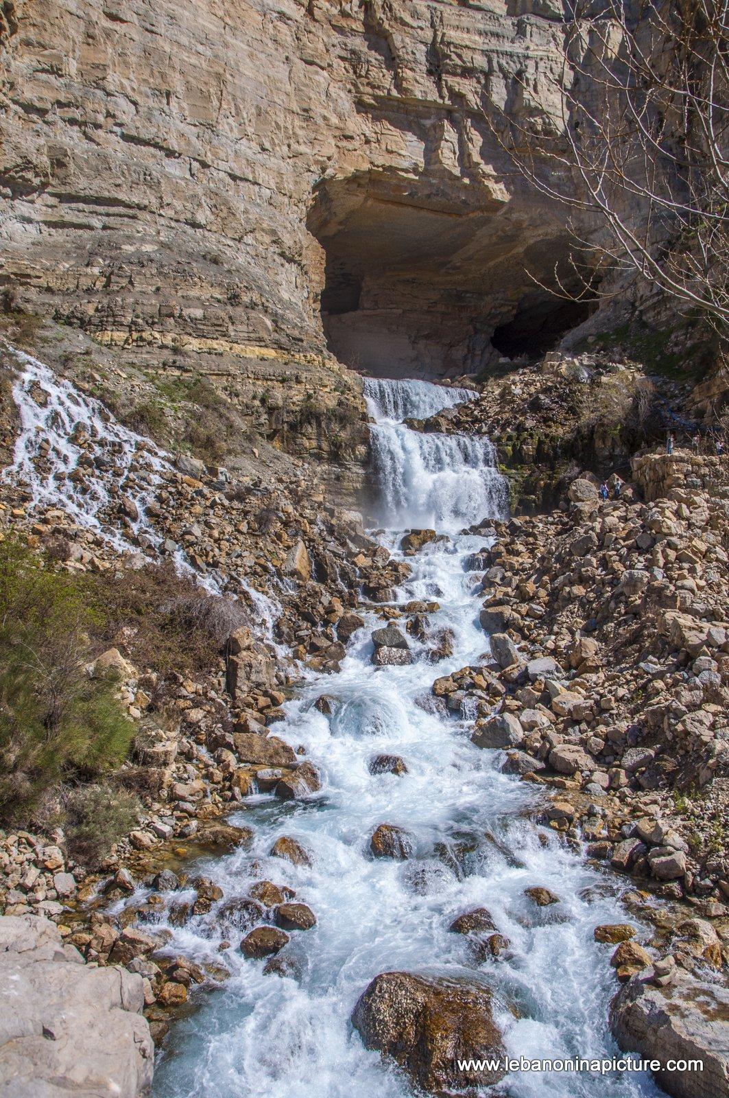 Afqa Grotto / Ibrahim River Spring